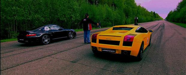 Curse Legale: Lamborghini Gallardo Twin-Turbo versus restul lumii