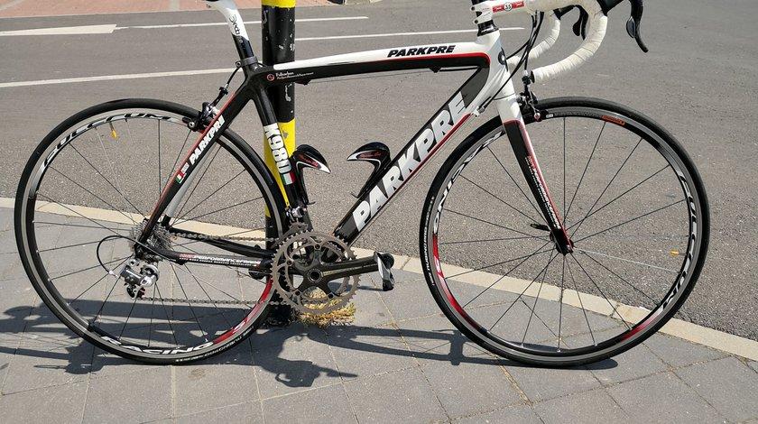 Cursiera carbon Parkpre Italy Campagnolo Chorus 11 speed