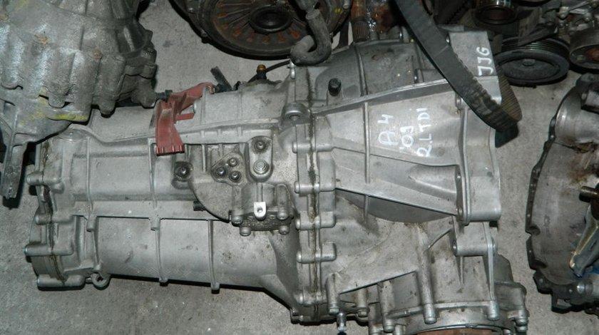 Cutie de viteza manuala Audi A4 2.0Tdi