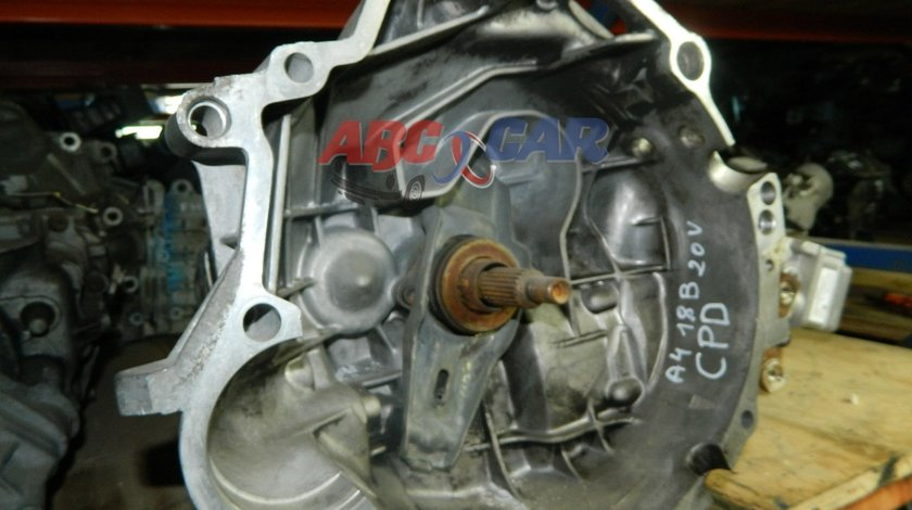 Cutie de viteze Audi A4 1.8 benzina 20V 5 viteze Cod: CPD