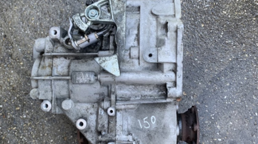 Cutie de viteze HDV 6 trepte Volkswagen Jetta generatia 5 [2005 - 2011] Sedan 4-usi 2.0 TDI MT (140 hp) (1K2)