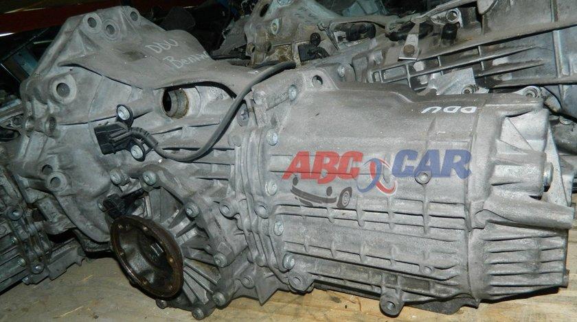 Cutie de viteze manuala Audi A4 1.8 benzina 5 viteze Cod: DDU