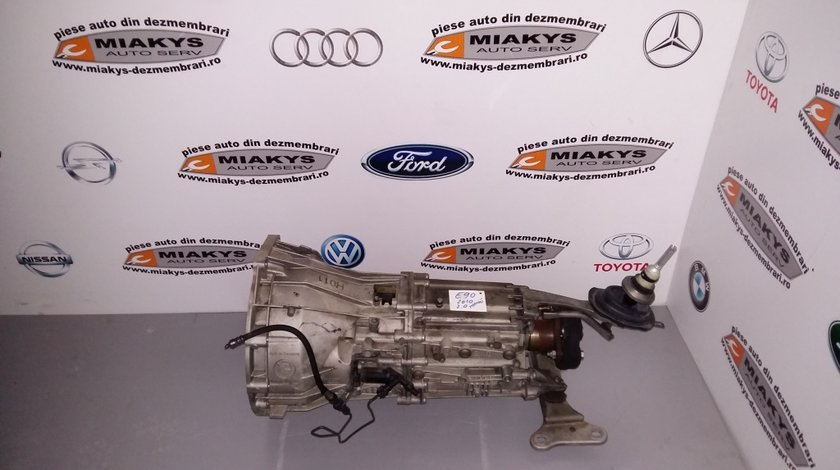Cutie de viteze manuala BMW E90 2.0D (motor N47D20C)