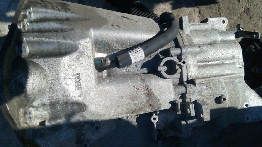 Cutie de viteze manuala Mercedes SLK R171 Kompressor
