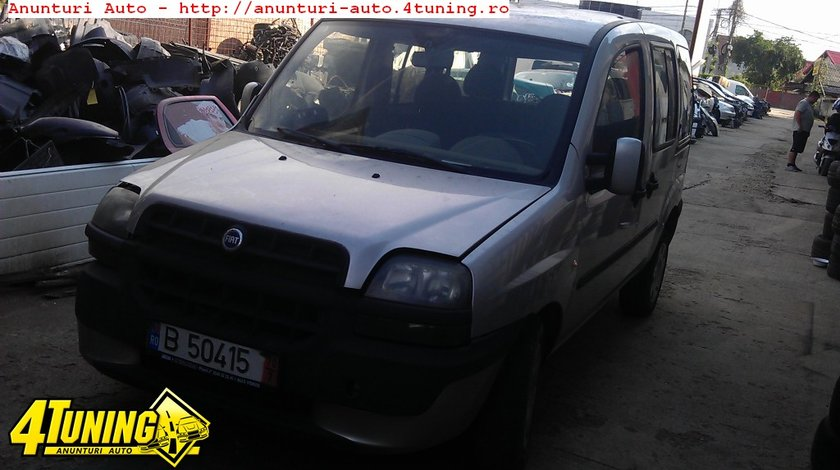 Cutie manuala 5 trepte Fiat Doblo an 2005 motor diesel 1 3 d multijet 55 kw 75 cp tip motor 199 A2 000 dezmembrari Fiat Doblo an 2005