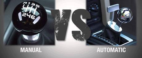 Cutie manuala vs. cutie automata: ce transmisie va disparea curand?