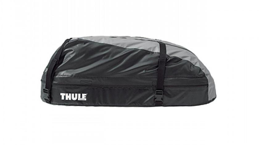 Cutie portbagaj pliabila Thule Ranger 90 Black-Silver-Grey