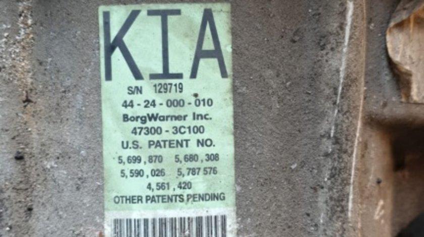 Cutie transfer cod 47300-3c100 pentru kia sorento 2.5 crdi cutie viteze manuala din 2002 pana in 2009