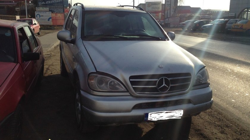 Cutie transfer mercedes ml 270 cdi 2001
