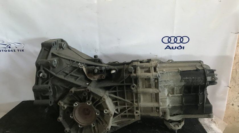 Cutie viteze 6+1 trepte Audi A4 B7 2.0 BLB, BRE ZML 01X 301 211 F
