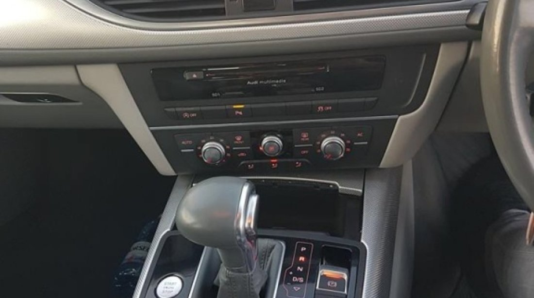 Cutie viteze automata Audi A6 4G C7 2012 variant 2.0 tdi