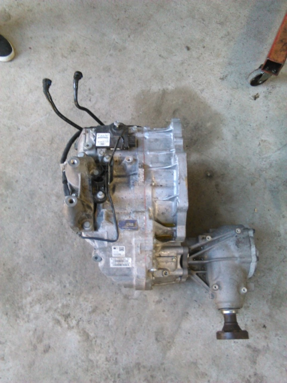 Cutie viteze automata cod tf-81sc bj32-7000 range rover evoque 2.2 224dt
