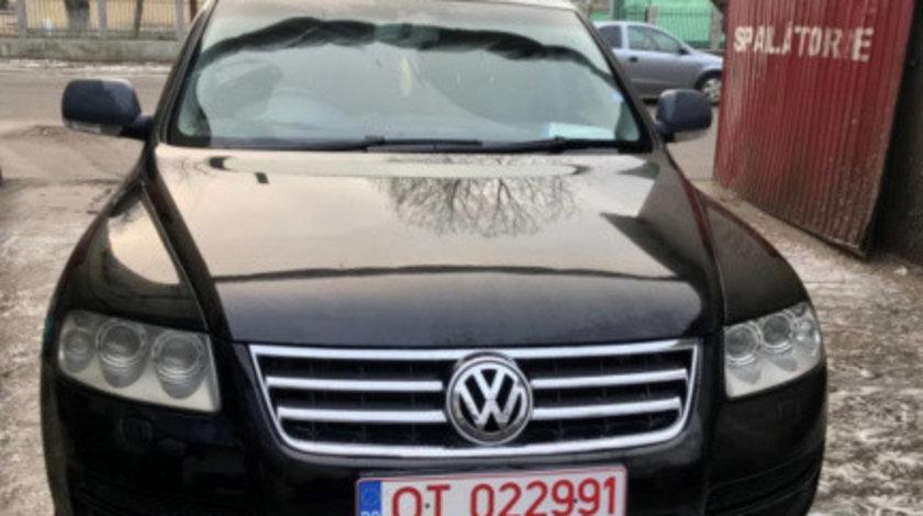 Cutie viteze automata VW Touareg 7L 2.5BAC