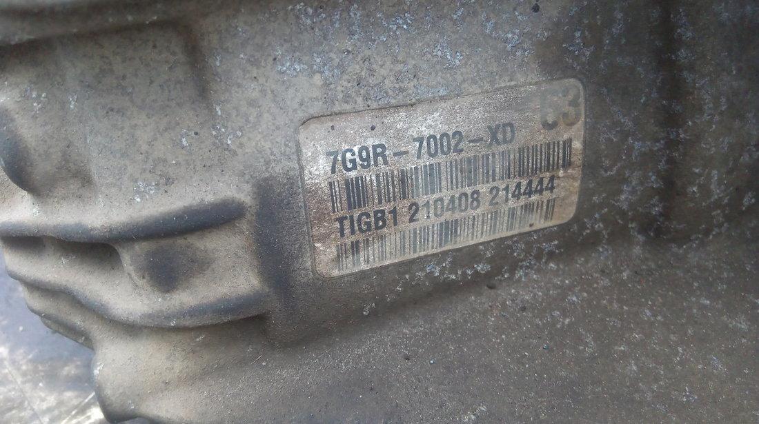 Cutie viteze manuala 6 trepte Ford Galaxy 1.8 TDCI 2008