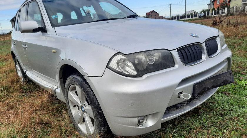 Cutie viteze manuala BMW X3 E83 2005 M pachet x drive 2.0 d 204d4