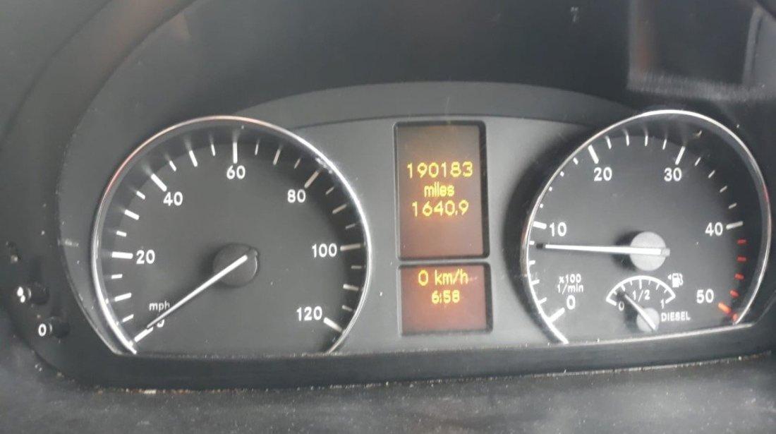 Cutie viteze manuala Mercedes Sprinter 906 2014 duba 2.2 CDI