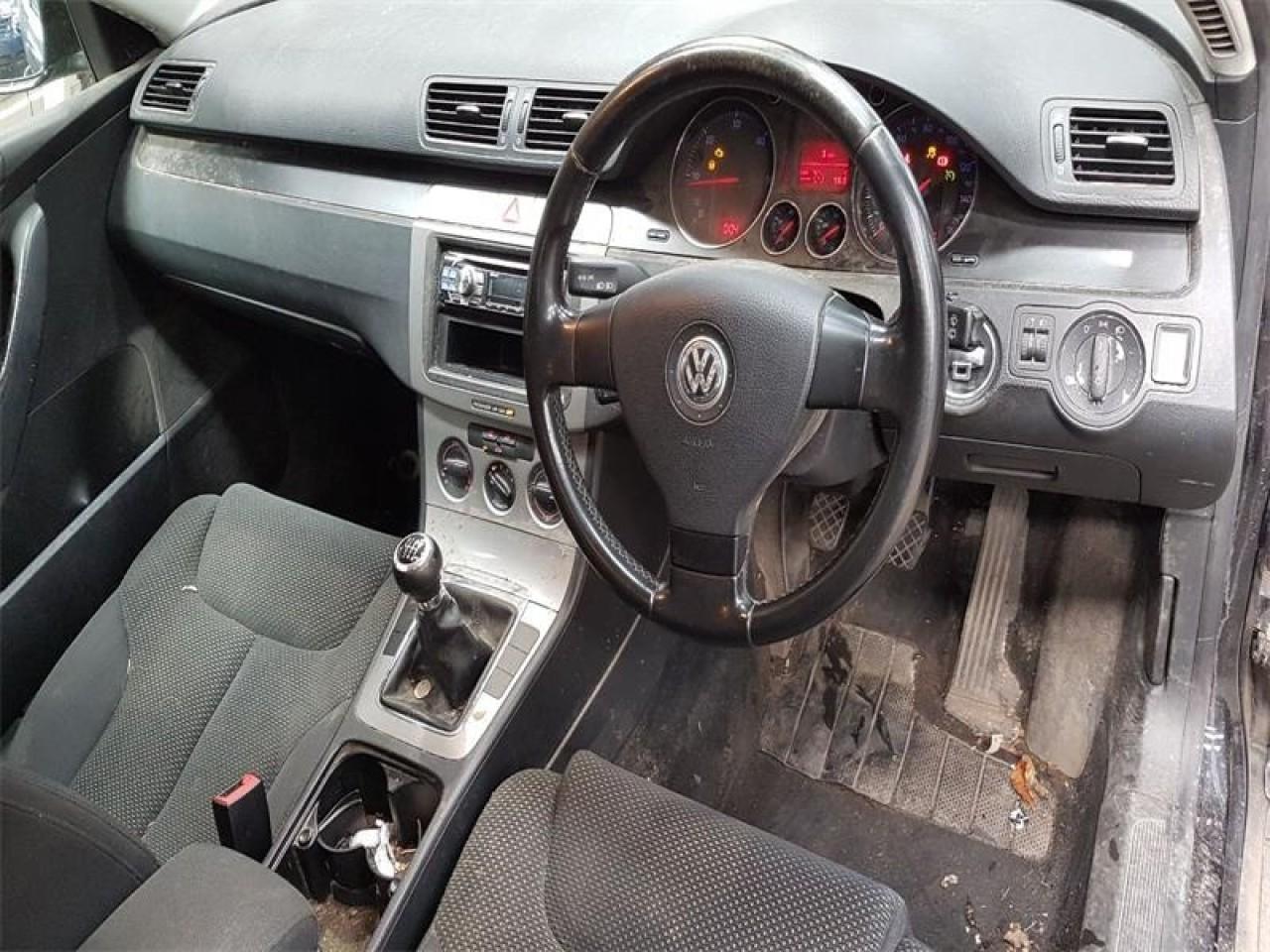 Cutie viteze manuala Volkswagen Passat B6 2006 Break 2.0 TDi