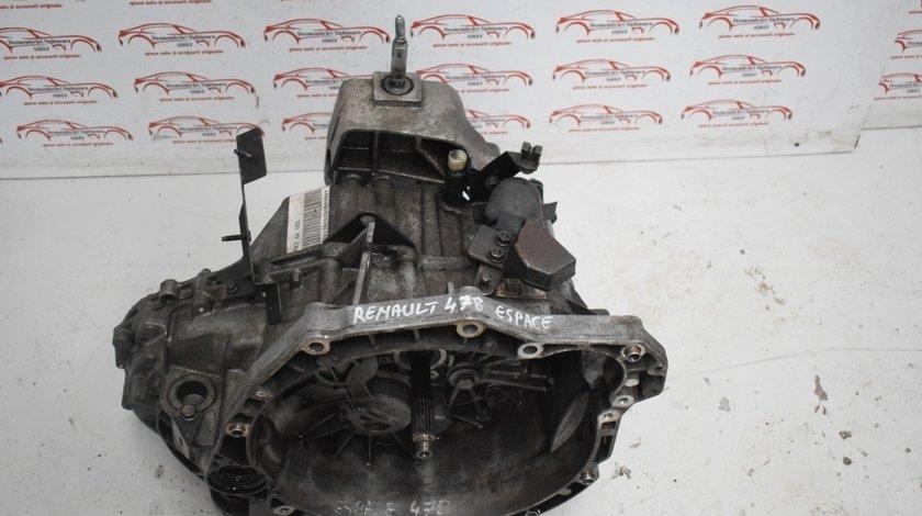 Cutie viteze Renault Espace 2.2 PK1AA065 7701702525 478