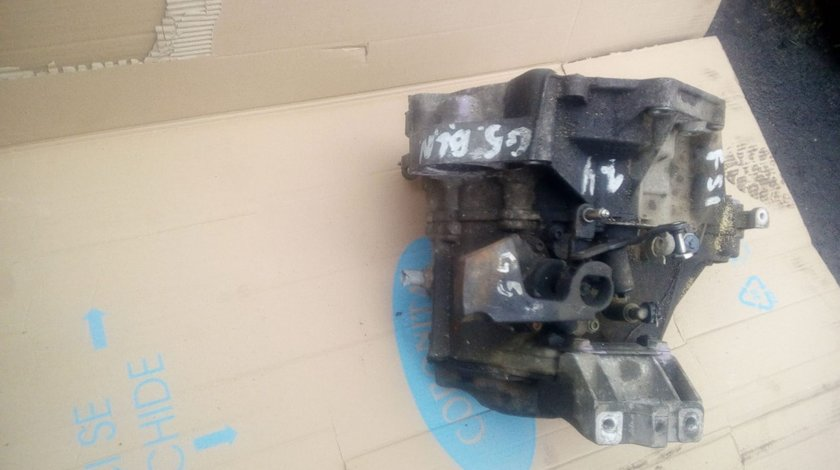 Cutie viteze VW Golf 5 1.4 FSI cod motor BLN