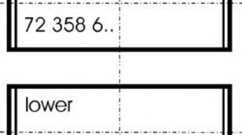 Cuzineti biela DACIA SOLENZA (2003 - 2016) KOLBENSCHMIDT 77752600 piesa NOUA
