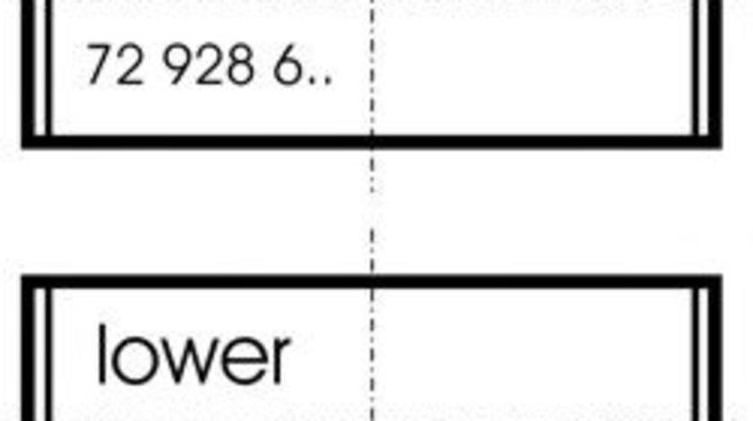 Cuzineti biela RENAULT ESPACE IV (JK0/1) (2002 - 2015) KOLBENSCHMIDT 77867610 piesa NOUA