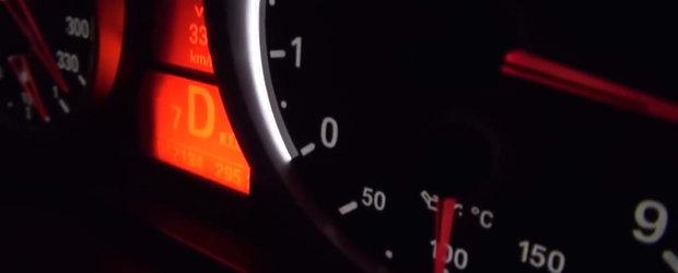 Da peste cap vitezometrul: un BMW M3 de 630 CP depaseste 330 km/h in linie dreapta