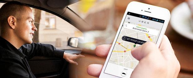 Daca ai masina personala, poti sa te faci sofer Uber in Romania. Cum si de ce?