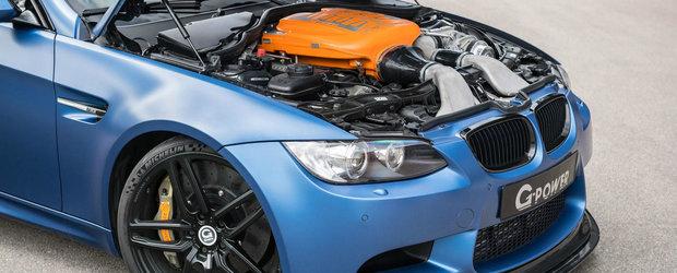 Daca ai un M3 de generatie veche, apeleaza la G-Power. Pentru 6.000 de euro, nemtii ti-l duc in 610 cai putere