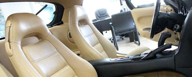 Daca ai vedea-o pe strada, ai zice ca-i nou-nouta! Cu cat se vinde aceasta incantatoare Mazda RX-7