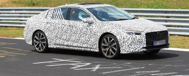 Daca asteptai noul Opel Insignia OPC, uite-l aici in primele imagini spion. Ce va avea sub capota