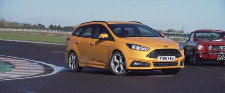 Daca hot-hatch-urile ar avea un corespondent in lumea muscle car-urilor, atunci Focus-ul ST ar fi un...