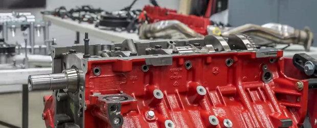 Daca iubesti MOTOARELE V8 mai mult ca orice pe lume, nu trebuie sa ratezi pentru nimic acest VIDEO