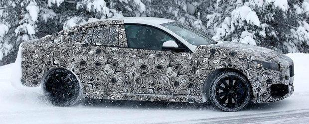 Daca n-ai bani de BMW Seria 4 Gran Coupe, asta e masina ta. Se lanseaza anul viitor si concureaza cu Mercedes CLA