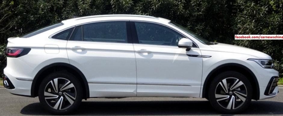 Daca n-ai bani de X6, asta ar putea fi masina TA. Primele poze reale au ajuns mai devreme pe internet!