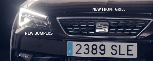 Daca nici tu nu te-ai prins inca, intra AICI si vezi ce e nou la noul SEAT Leon
