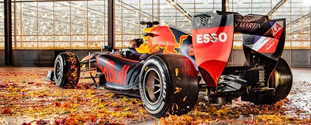 Daca nu ei, atunci cine? Austriecii de la Red Bull Racing au dus doua monosposturi de F1 in excursie prin Olanda. VIDEO