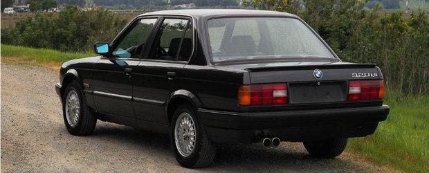 Daca nu iti permiti un BMW M3 E30 adevarat, atunci acest 320is din 1988 este cea mai buna solutie pentru tine.
