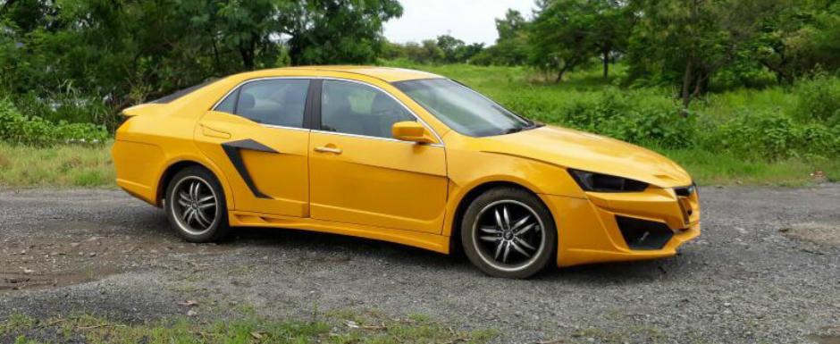 Daca nu-ti place Honda Accord, se poate si mai rau. Intra in scena EMT Nemesis din India