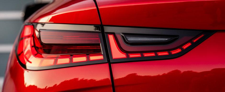 Daca nu vrei s-auzi de BMW, asta e masina ta. Compania producatoare a publicat acum primele imagini oficiale