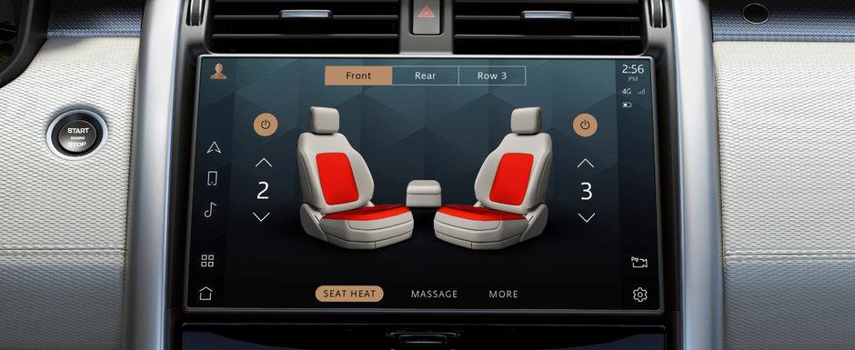 Daca nu vrei s-auzi de nemti, ASTA e masina TA. Are scaune cu masaj si motor DIESEL de 300 CP