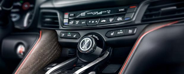 Daca nu vrei s-auzi de Seria 3, ASTA e masina TA. Are design sportiv si motor 2.0 TURBO de 272 CP
