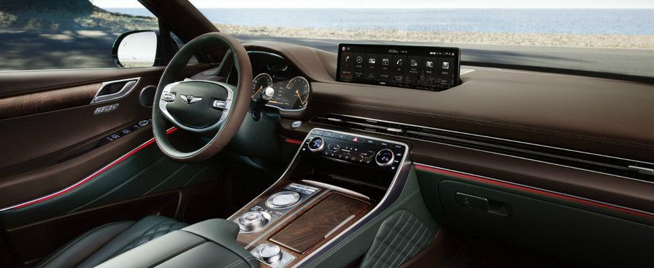 Daca nu vrei s-auzi de X5 sau Q7, asta e masina TA. Are motor diesel in sase cilindri, interior de lux si tractiune integrala