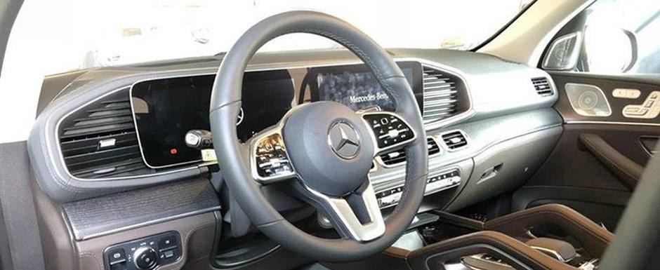 Daca ramane asa, BMW X5 isi va pierde toti clientii. Uite cum arata interiorul noului Mercedes GLE
