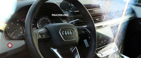 Daca ramane asa, BMW X6 isi va pierde toti clientii. Uite cum arata interiorul noului Audi Q8