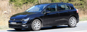 Daca ramane asa, toata lumea il va confunda c-un POLO. Uite cum arata la exterior noul Volkswagen GOLF 8