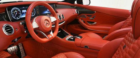 Daca-ti place interiorul acestui Brabus S63, stai sa-i vezi exteriorul