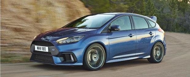 Daca totul merge bine cu actualul Ford Focus RS, americanii planuiesc varianta hardcore RS500