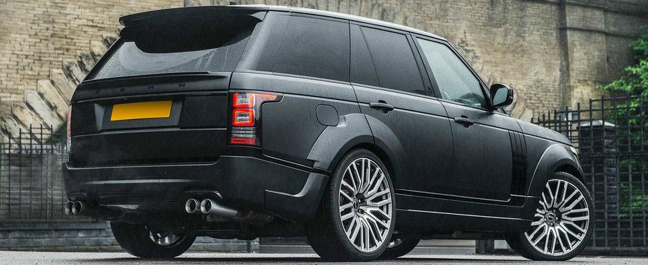 Daca vrei sa te dai mare pe Dorobanti, asta e masina pe care s-o cumperi. POZE REALE