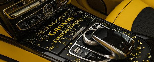 Daca vrei sa te dai mare si tare pe Dorobanti, asta e masina pe care trebuie s-o cumperi. Foto ca sa te convingi si singur