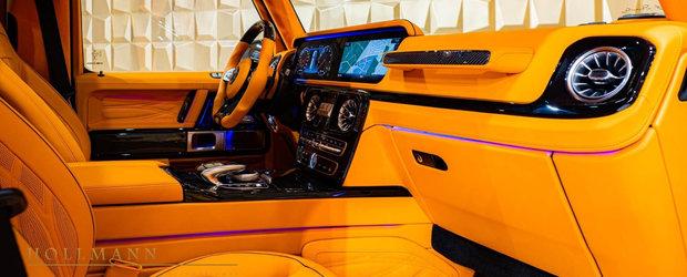 Daca vrei sa te dai mare si tare pe Dorobanti, asta e masina pe care trebuie sa o cumperi